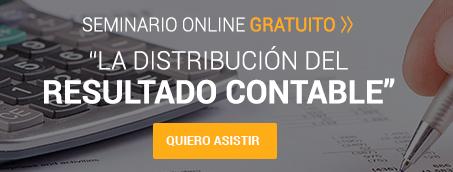Seminario 'La distribución del Resultado Contable'